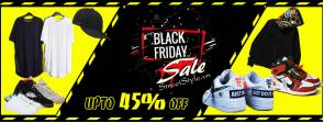 Black Friday 2018 -Sale Off lên đến 45%